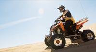 Quad Bike - Dune Buggy